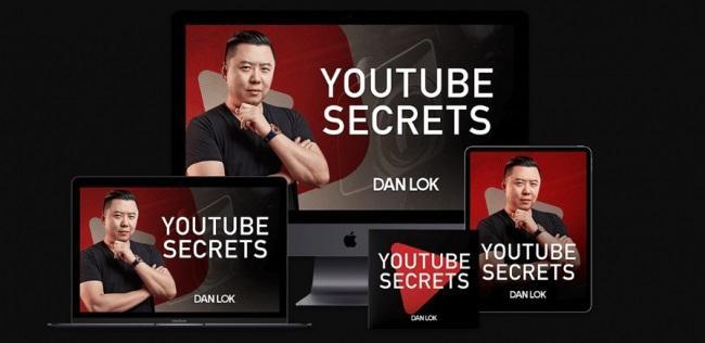 [DOWNLOAD] Dan Lok – YouTube Secrets