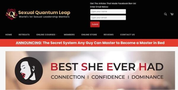 [GET] Sexual Quantum Leap - Best She Ever Had