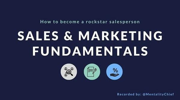 [Group Buy] Sales & Marketing Fundamentals
