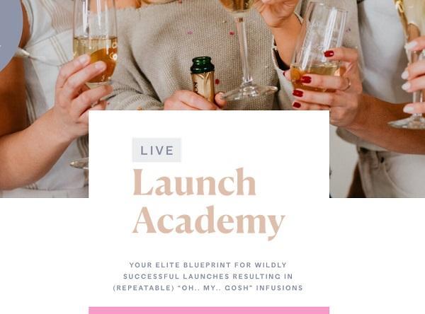 Shannon Lutz - Live Launch Academy
