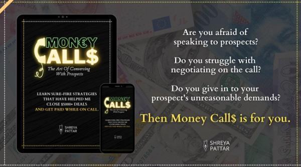 Shreva Pattar – Money Call$