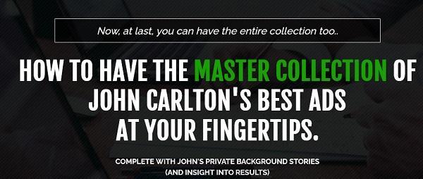 John Carlton – Best Ads
